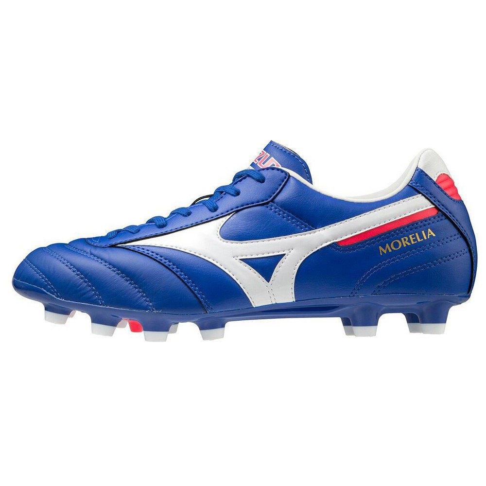 Mizuno Chaussures Football Morelia Ii Pro Md EU 41 Reflex Blue / White