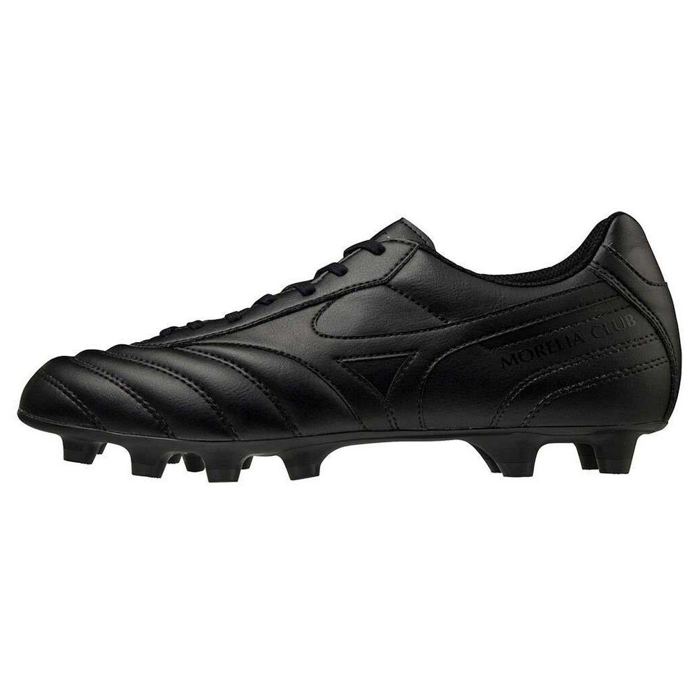 Mizuno Morelia Ii Club Md Football Boots EU 43 Black / Black