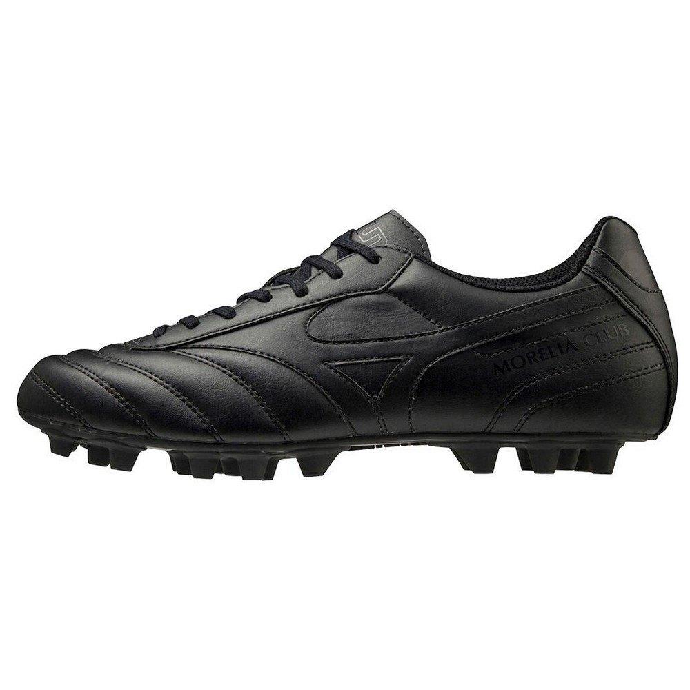 Mizuno Chaussures Football Morelia Ii Club 24 EU 44 1/2 Black / Black