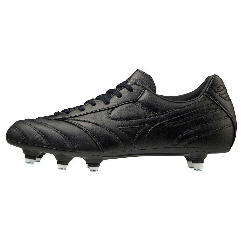 Mizuno Chaussures Football Morelia Ii Pro Si EU 40 1/2 Black / Black