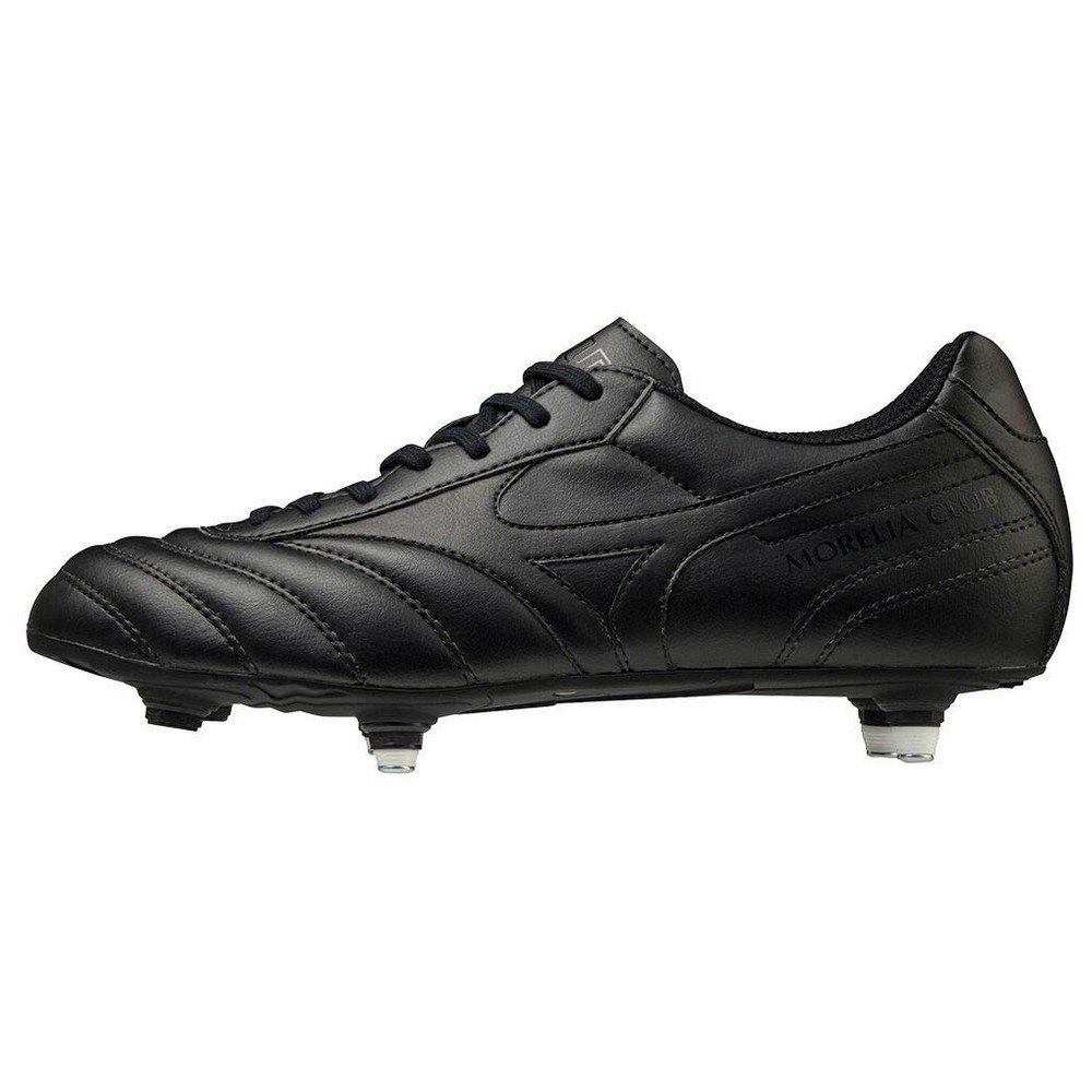 Mizuno Chaussures Football Morelia Ii Club Si EU 40 Black / Black