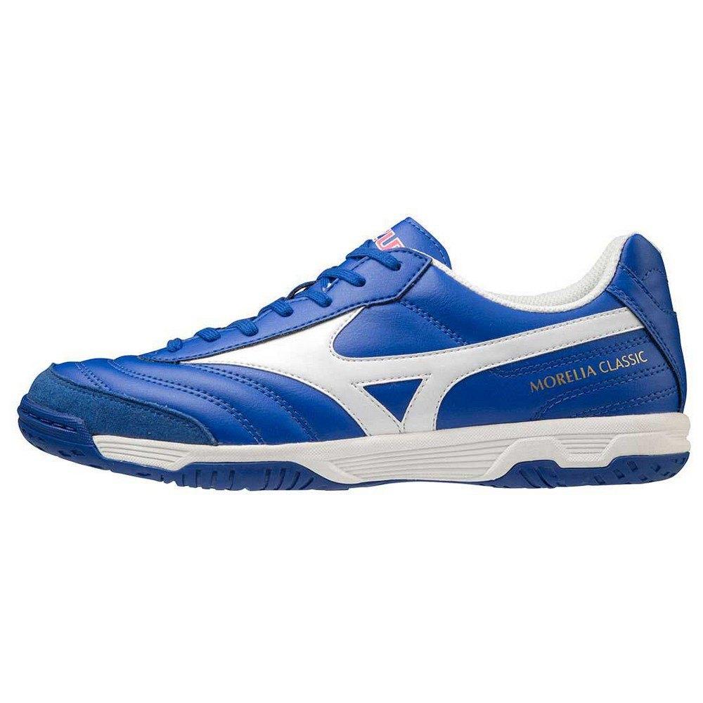 Mizuno Chaussures Football Salle Morelia Sala Classic In EU 40 Reflex Blue / White