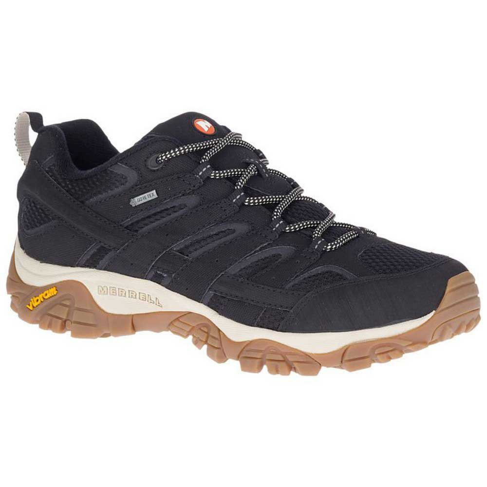 Merrell Chaussures Randonnée Moab 2 Goretex EU 50 Black / Gum