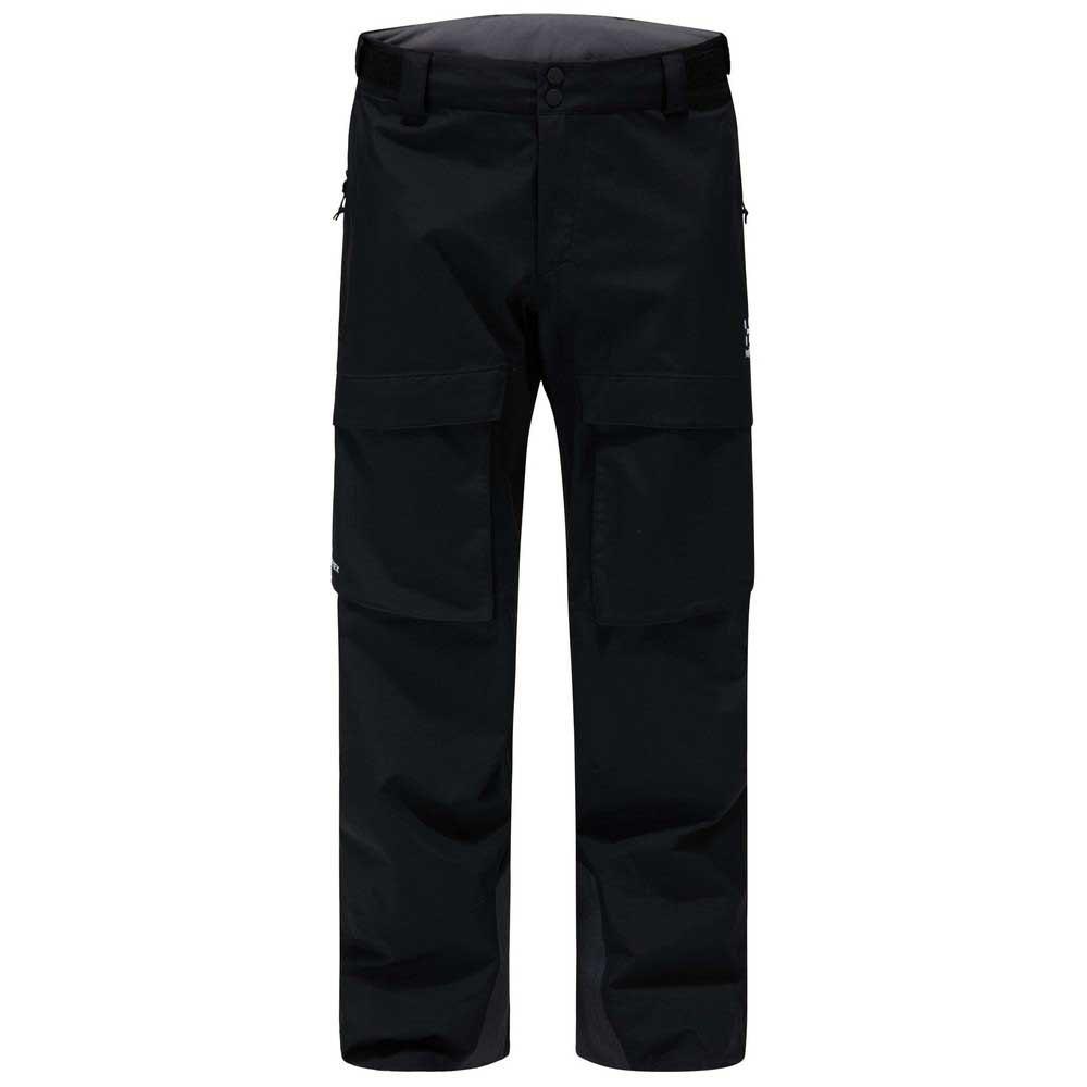 Haglofs Elation Goretex XL True Black Short