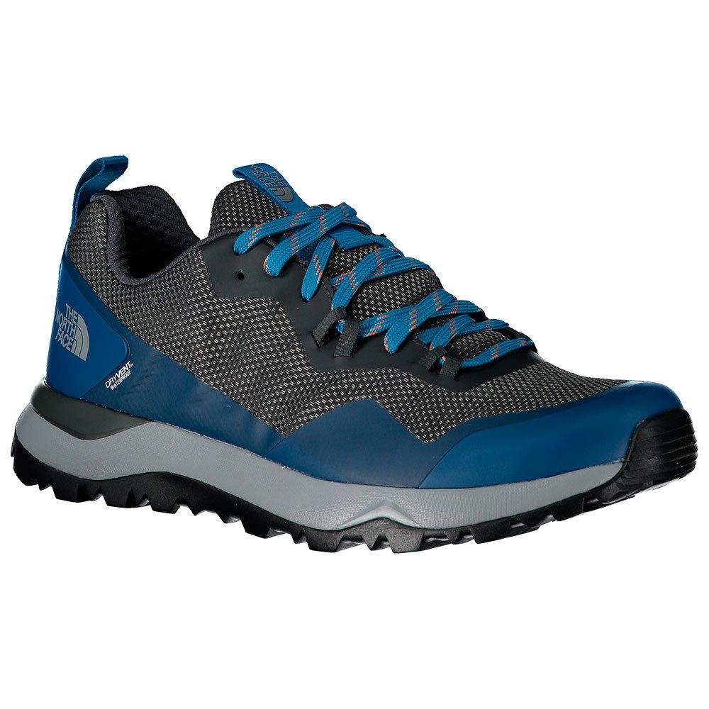 The North Face Chaussures Randonnée Almonte EU 48 Dark Shadow Grey / Baja Blue