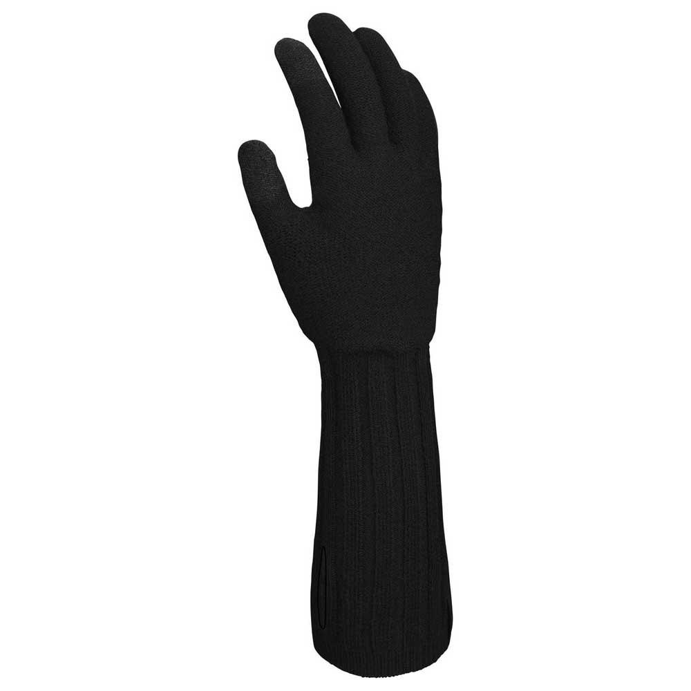 Nike Accessories Gants Entraînement Température Froide Knit XS-S Black / Black / Silver