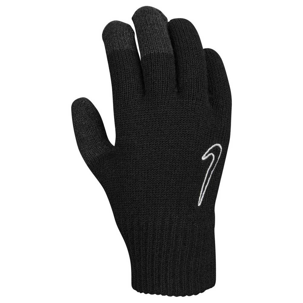 Nike Accessories Gants Entraînement Knit Tech Et Grip 2.0 L-XL Black / Black / White