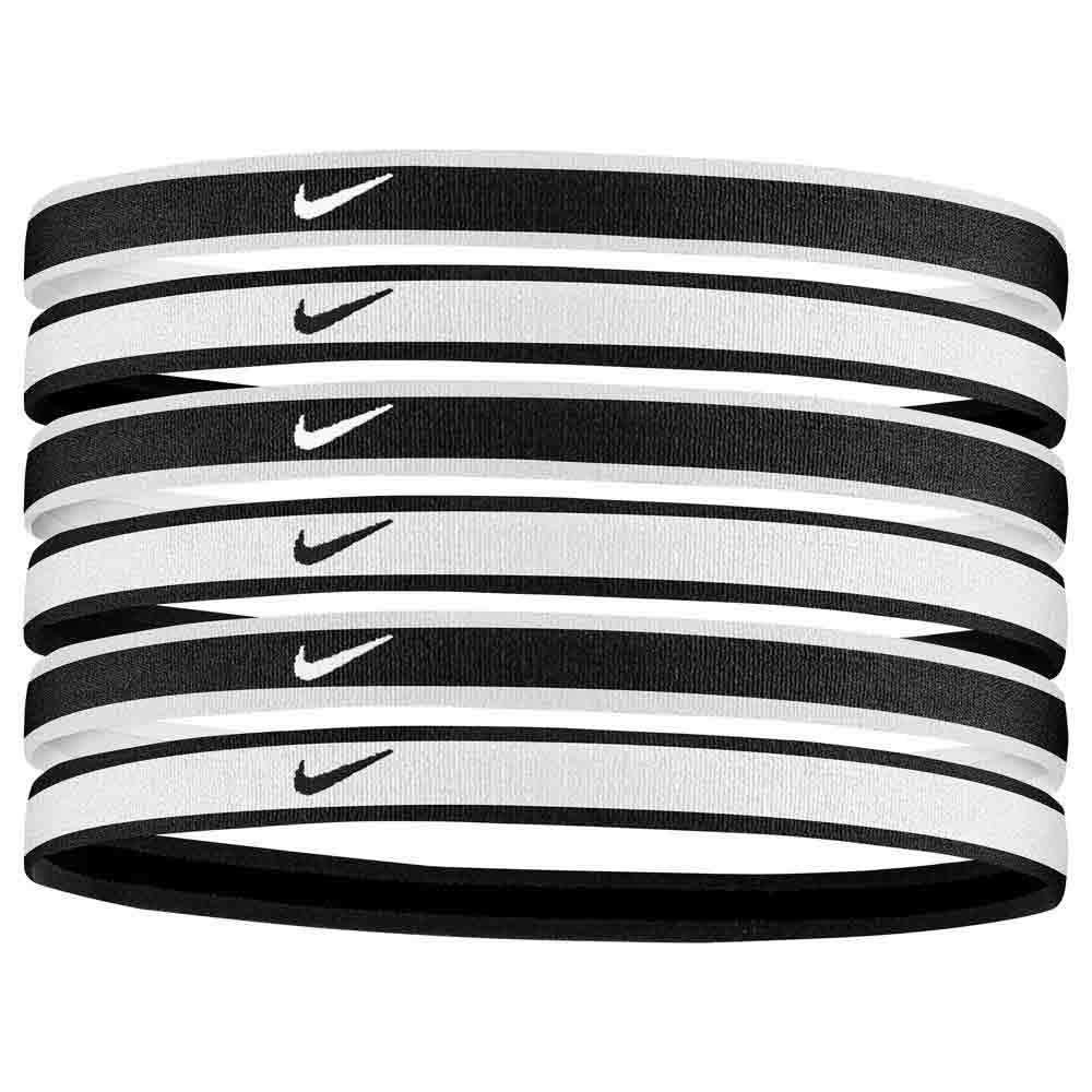 Nike Accessories Swoosh Sport 2.0 6 Unités One Size White / Black / White