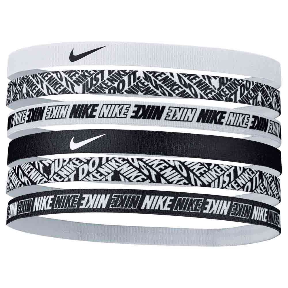 Nike Accessories Printed 6 Units One Size White / White / White