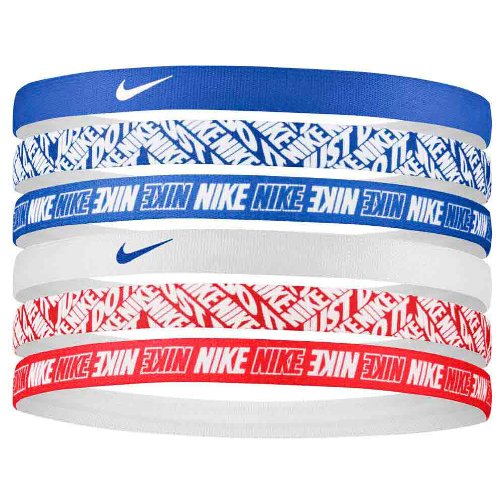 Nike Accessories Printed 6 Units One Size Blue / Blue / Blue