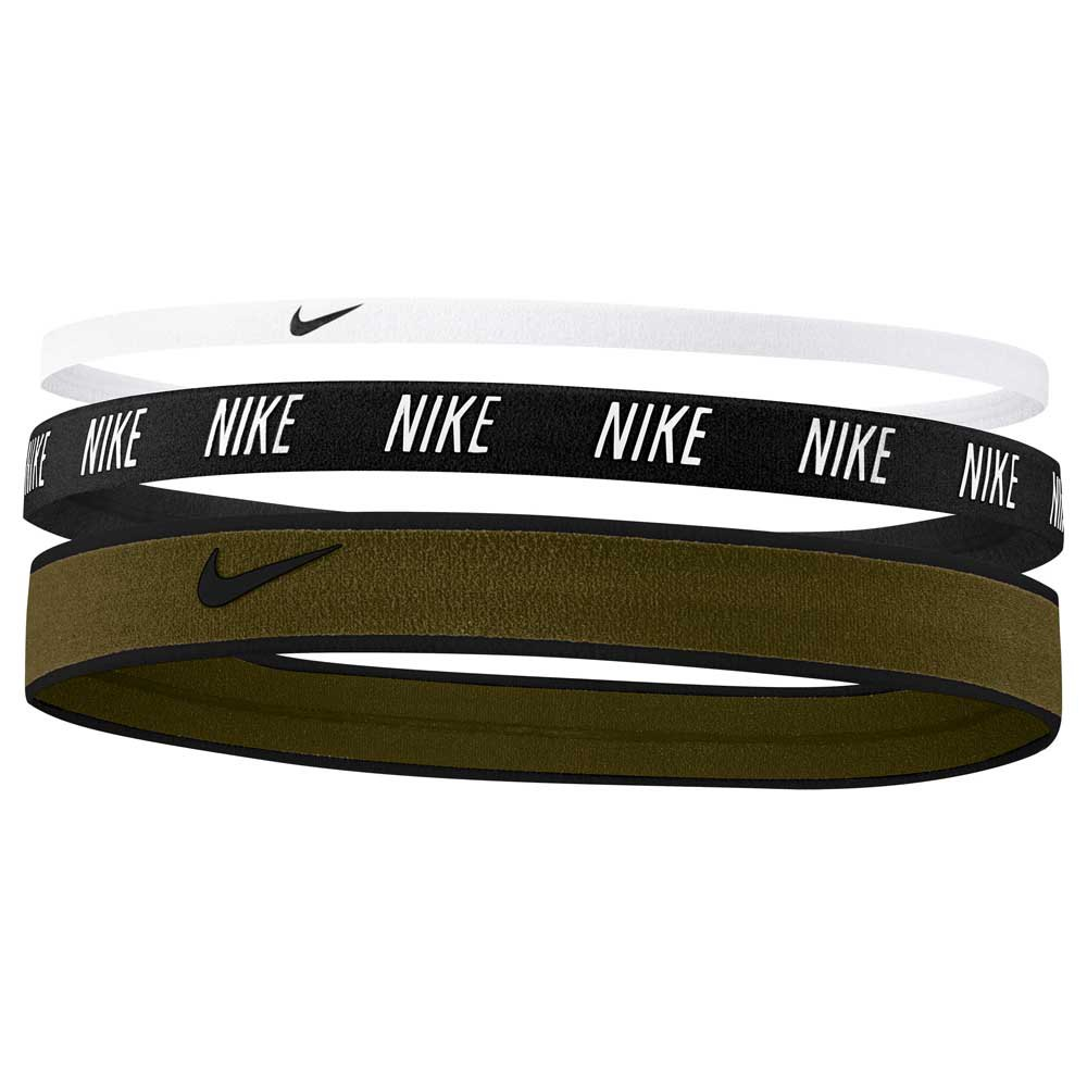 Nike Accessories Mixed Width 3 Units One Size White / Black / Green