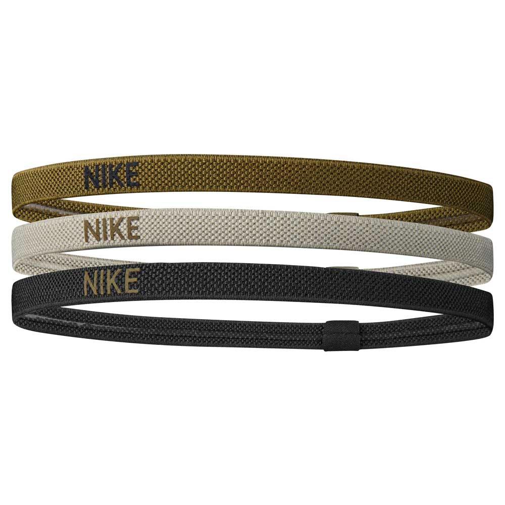 Nike Accessories Elastic 3 Unités One Size Black / White
