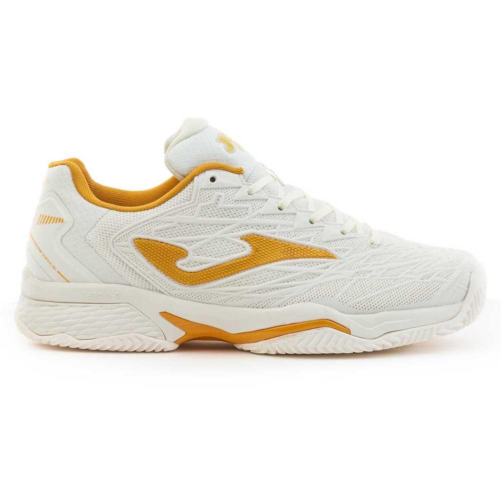 Joma T. Ace Pro Clay EU 39 White / Gold