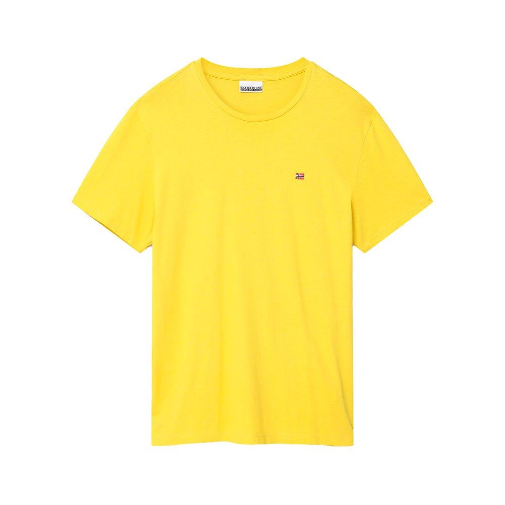 Napapijri Salis C Ss XL Yellow Oil