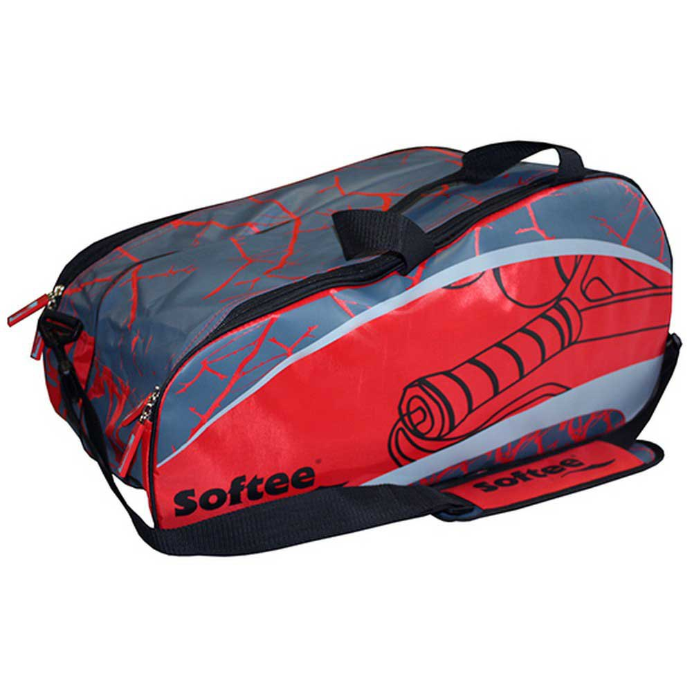 Softee Sac Raquette Padel Spirit One Size Red