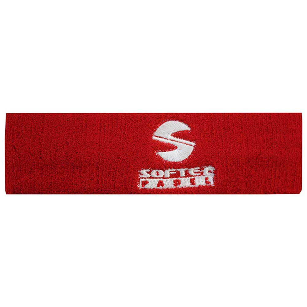Softee Hairband One Size Red