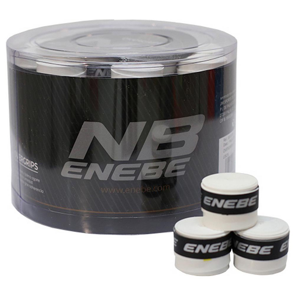 Enebe Overgrip 60 Units One Size White