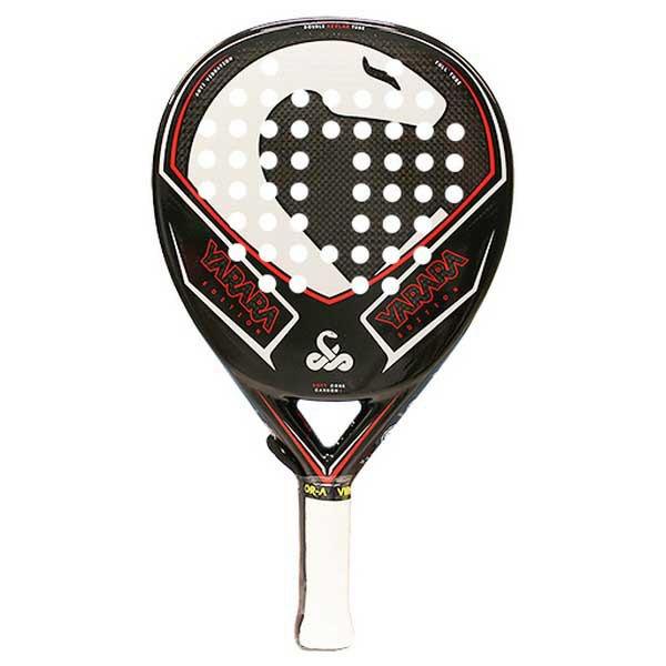Vibora Yarara Edition Padel Racket One Size Black