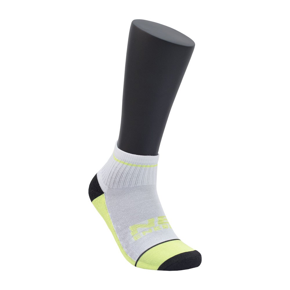 Enebe Ankle EU 39-42 White / Yellow Fluo / Black