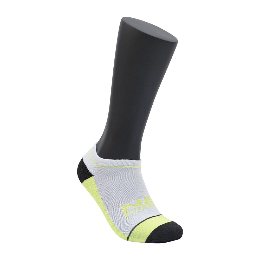 Enebe No Show EU 39-42 White / Yellow Fluo / Black