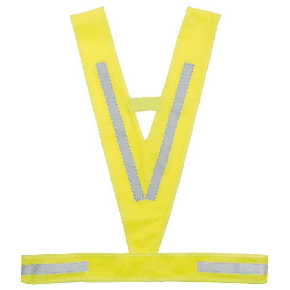 M-wave Sash Illu XS-S Yellow