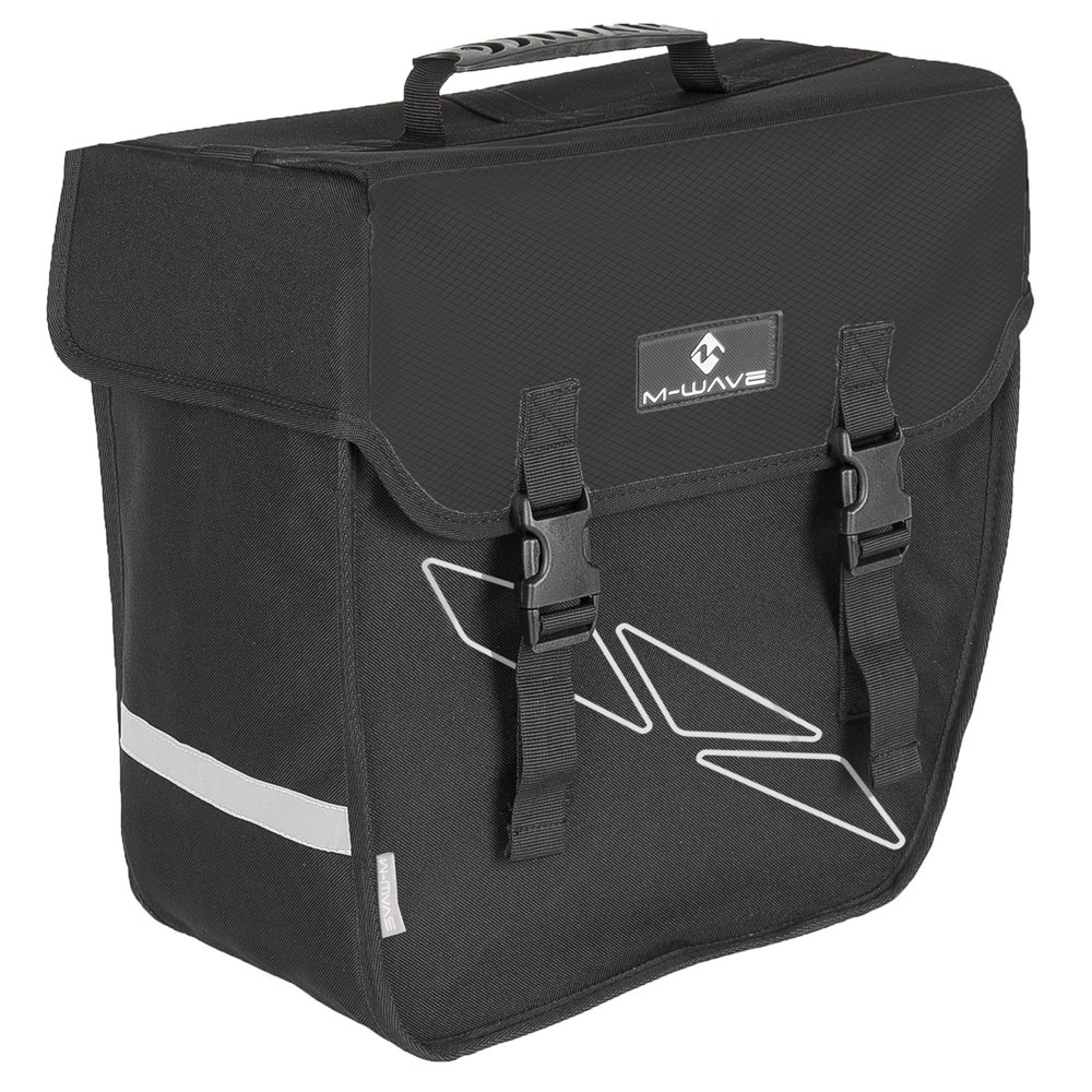 M Wave M-wave Amsterdam Single Right 18l One Size Black