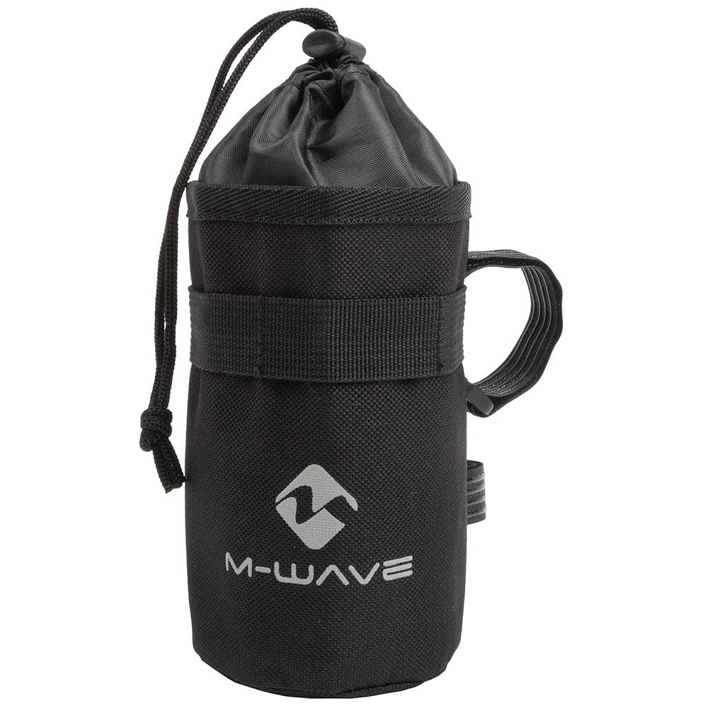 M-wave Amsterdam Bottle Iso One Size Black