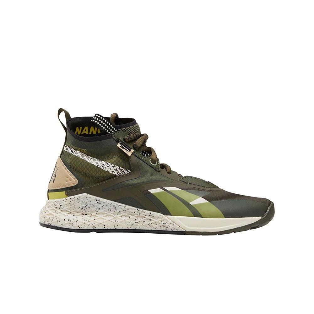 Reebok Chaussures Nano X Unknown EU 41 Pure Grey 5 / Black / White