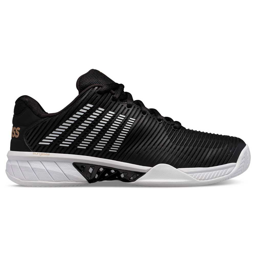 K-swiss Hypercourt Express 2 EU 41 Black / Gold / White