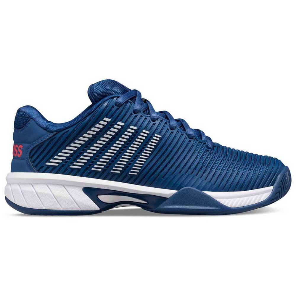 K-swiss Chaussures Hypercourt Express 2 EU 35 1/2 Dark Blue / White / Bitrswt