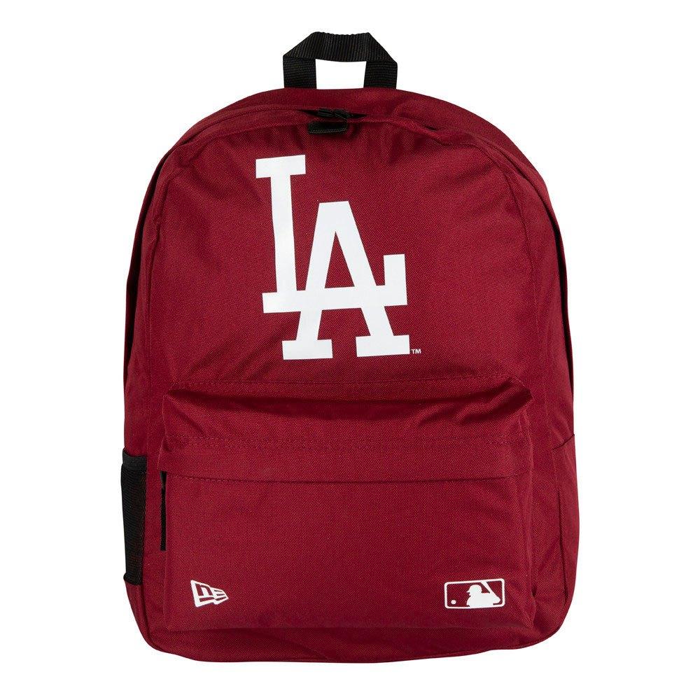 New Era Mlb Stadium Los Angeles Dodgers One Size Dark Red