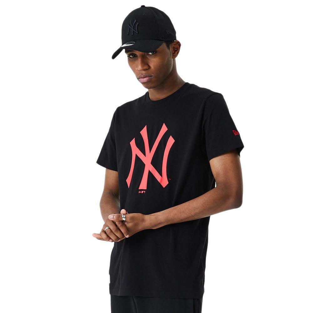 New Era Mlb Seasonal Team Logo New York Yankees XL Black