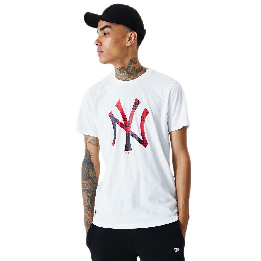 New Era Mlb Infill Team Logo New York Yankees XL White