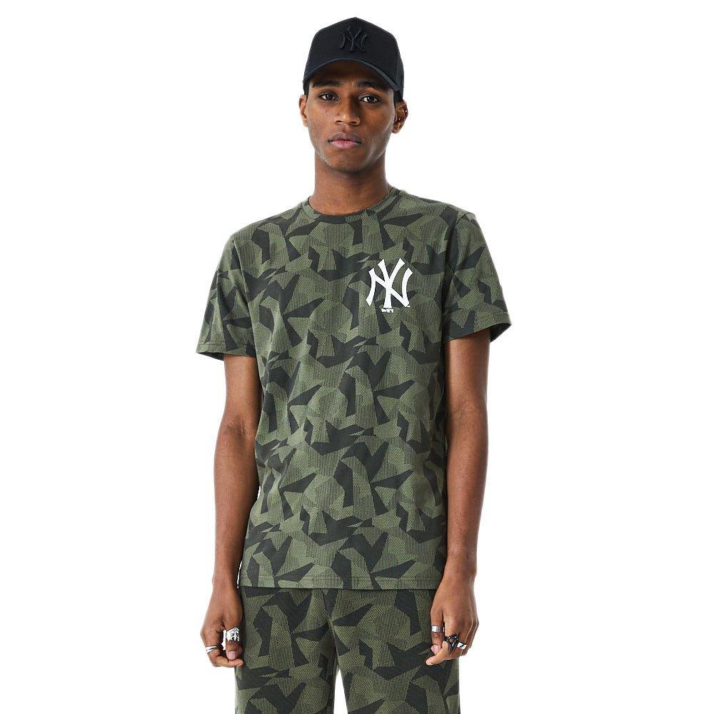 New Era Geometric Camo New York Yankees XXL Green Med