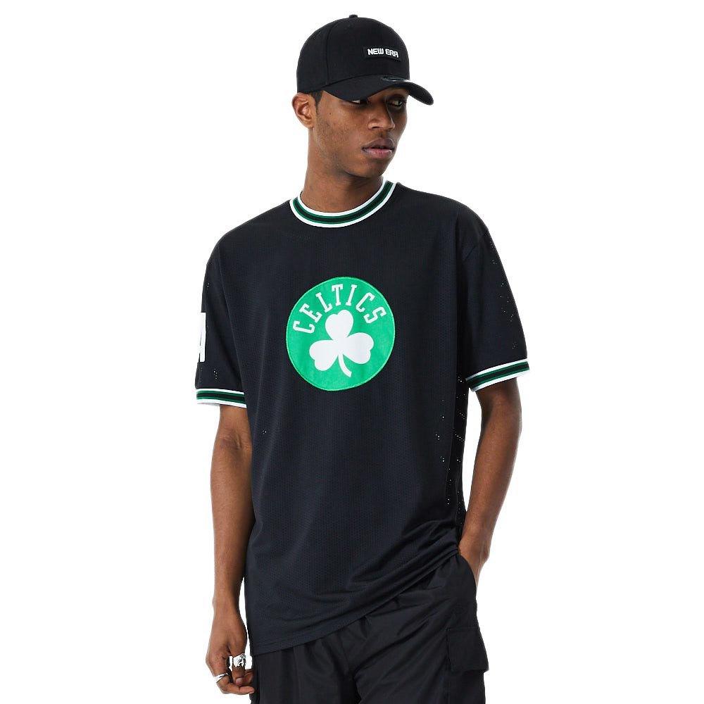 New Era Nba Oversized Applique Boston Celtics XL Black