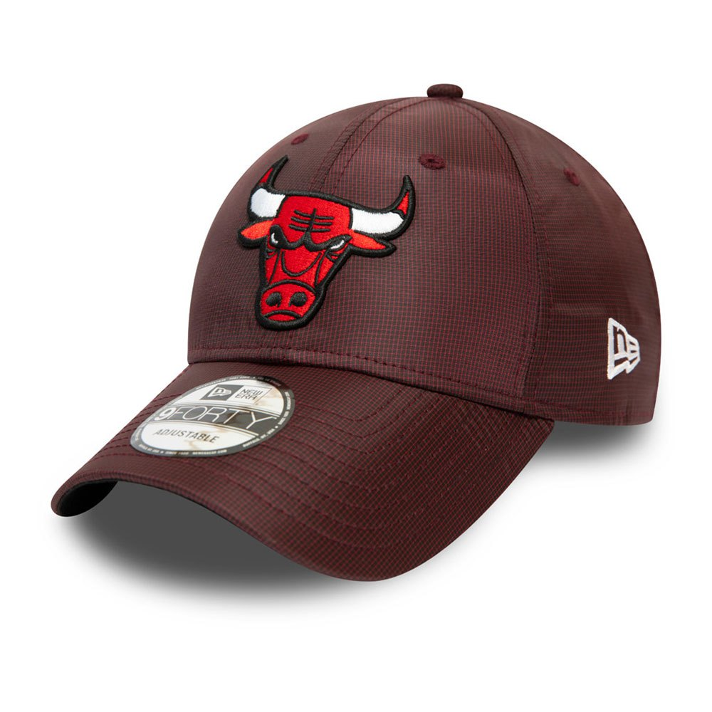 New Era Team Ripstop 9forty Chicago Bulls One Size Red