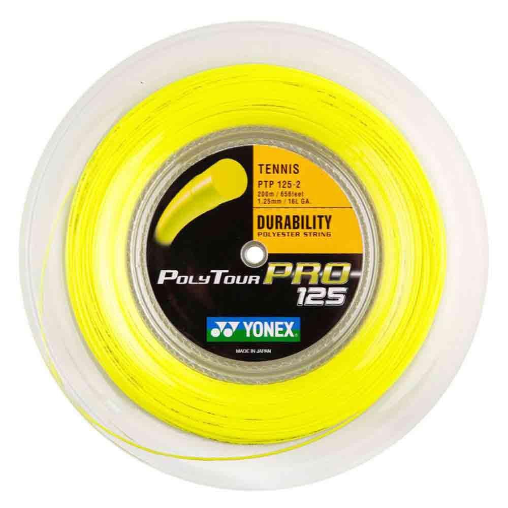Yonex Polytour Pro 200 M 1.20 mm Yellow