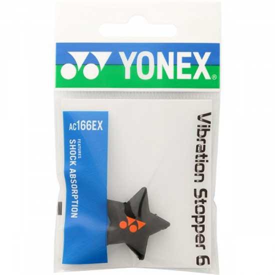 Yonex Vibration Dampener One Size Black / Orange