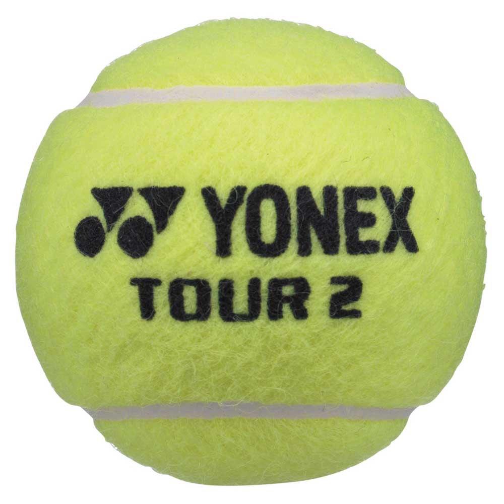 Yonex Tour 4 Balls Yellow