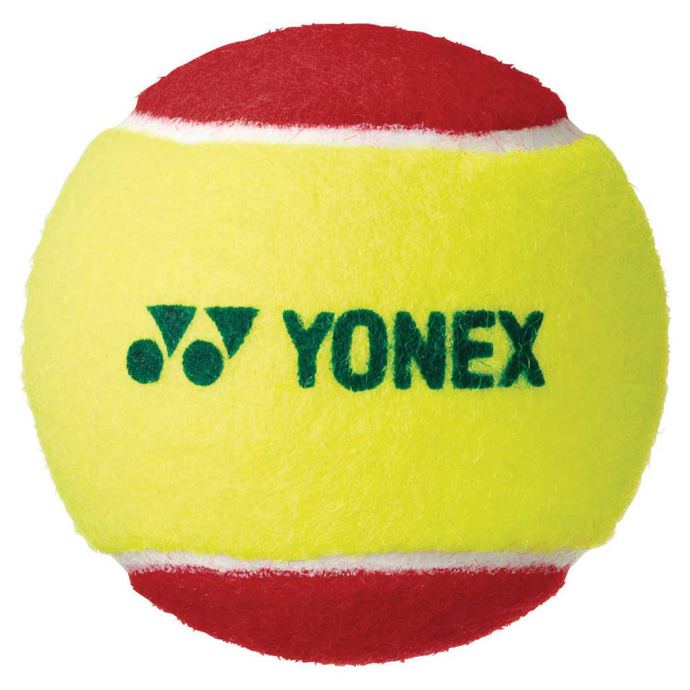 Yonex Muscle Power 20 Bucket 60 Balls Red