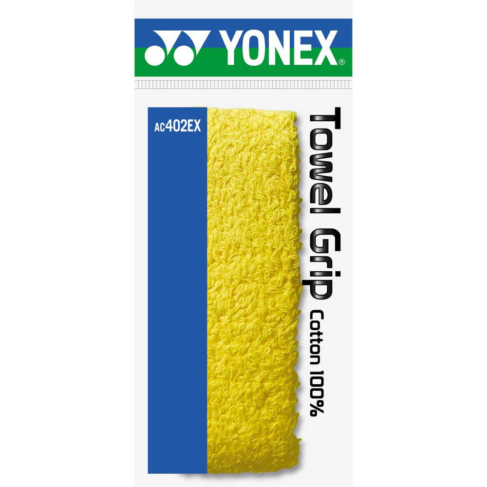 Yonex Towel 11.8 M One Size Yellow