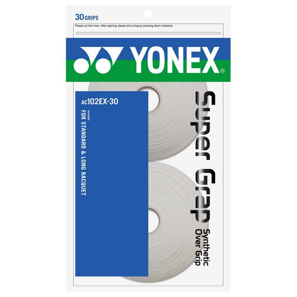 Yonex Super Grap 30 Units One Size White