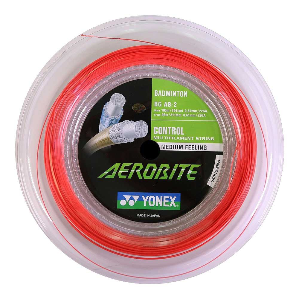 Yonex Aerobite 10.5 M 0.67 mm / 0.61 mm White / Red