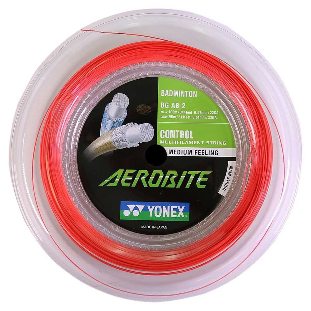 Yonex Aerobite 200 M 0.67 mm / 0.61 mm White / Red
