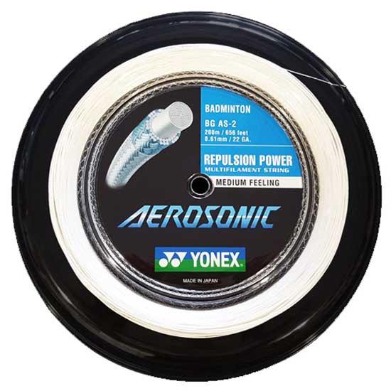 Yonex Aerosonic 200 M 0.61 mm White