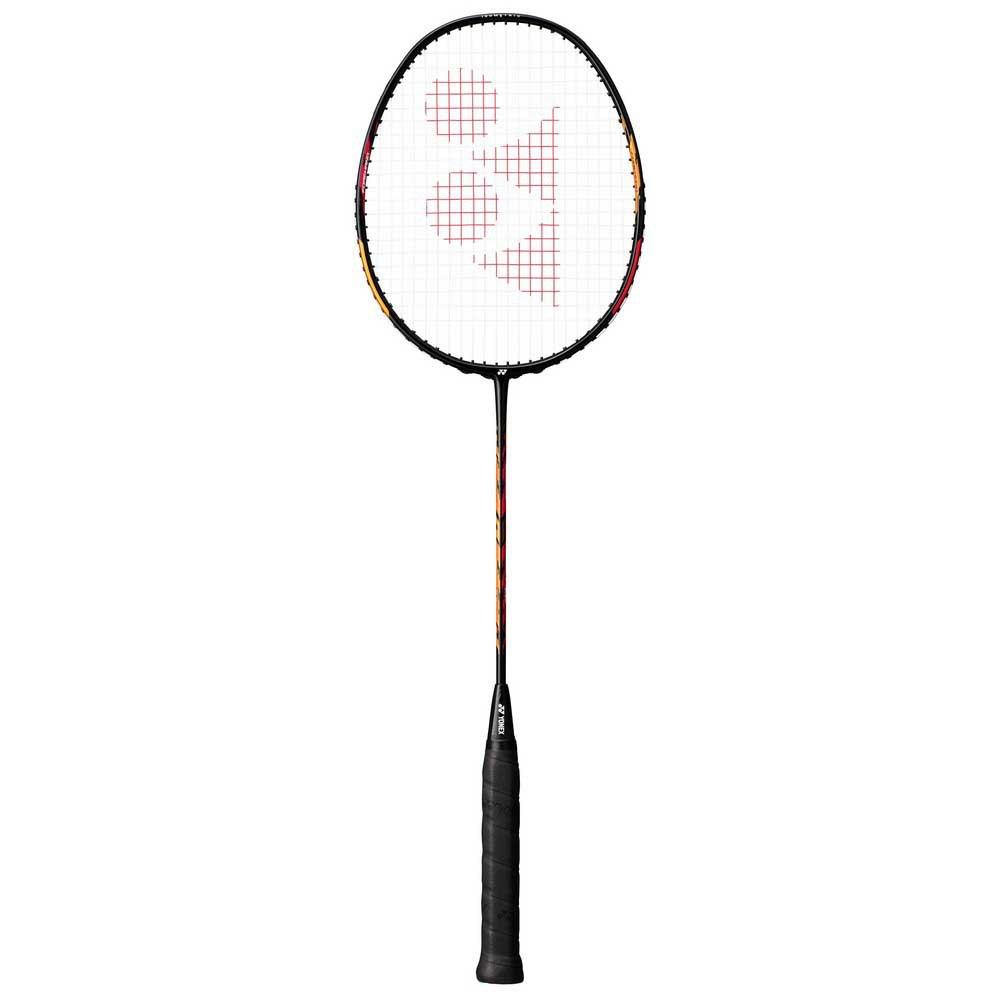 Yonex Raquette Badminton Duora 33 4 Orange / Rouge