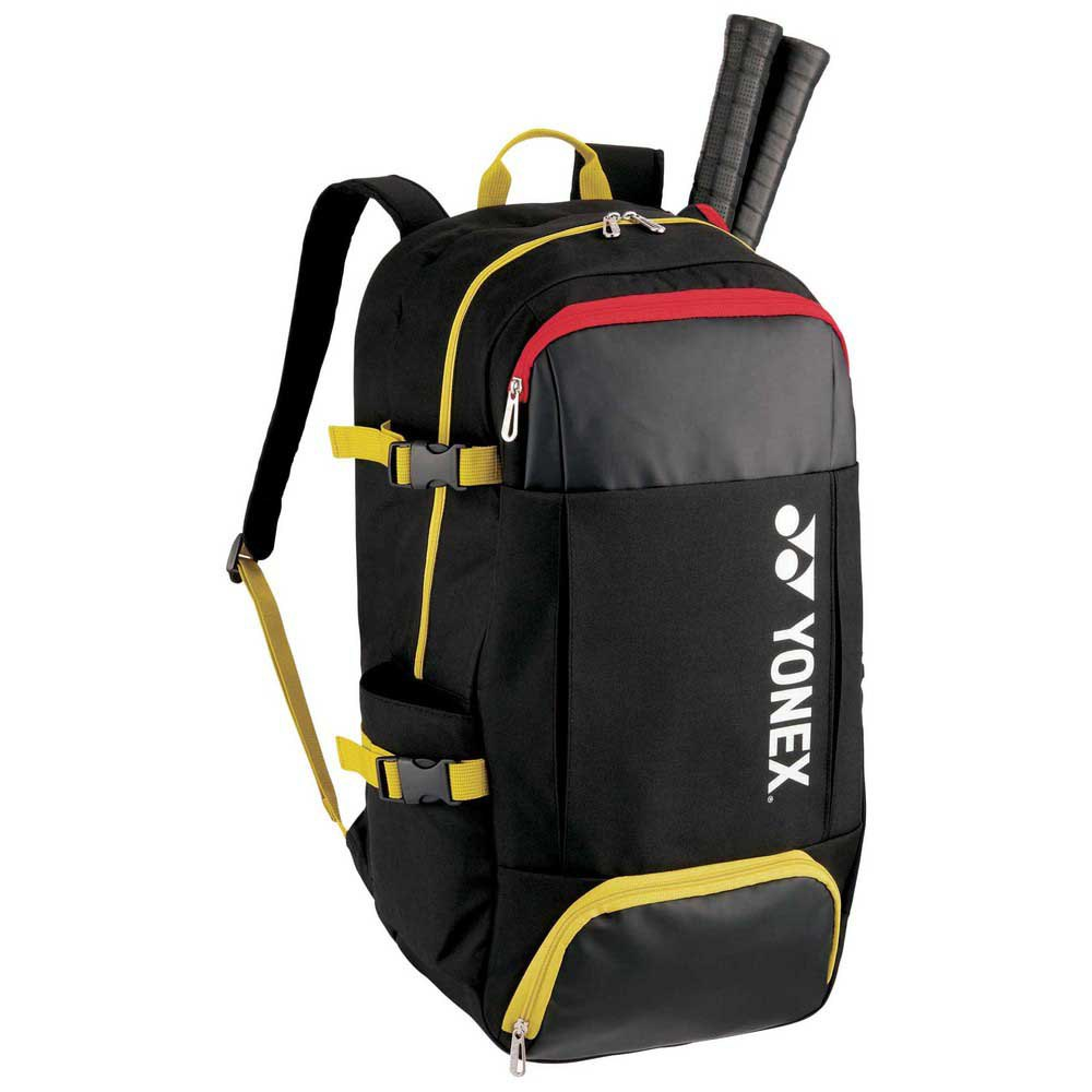 Yonex Active Backpack L One Size Black / Yellow