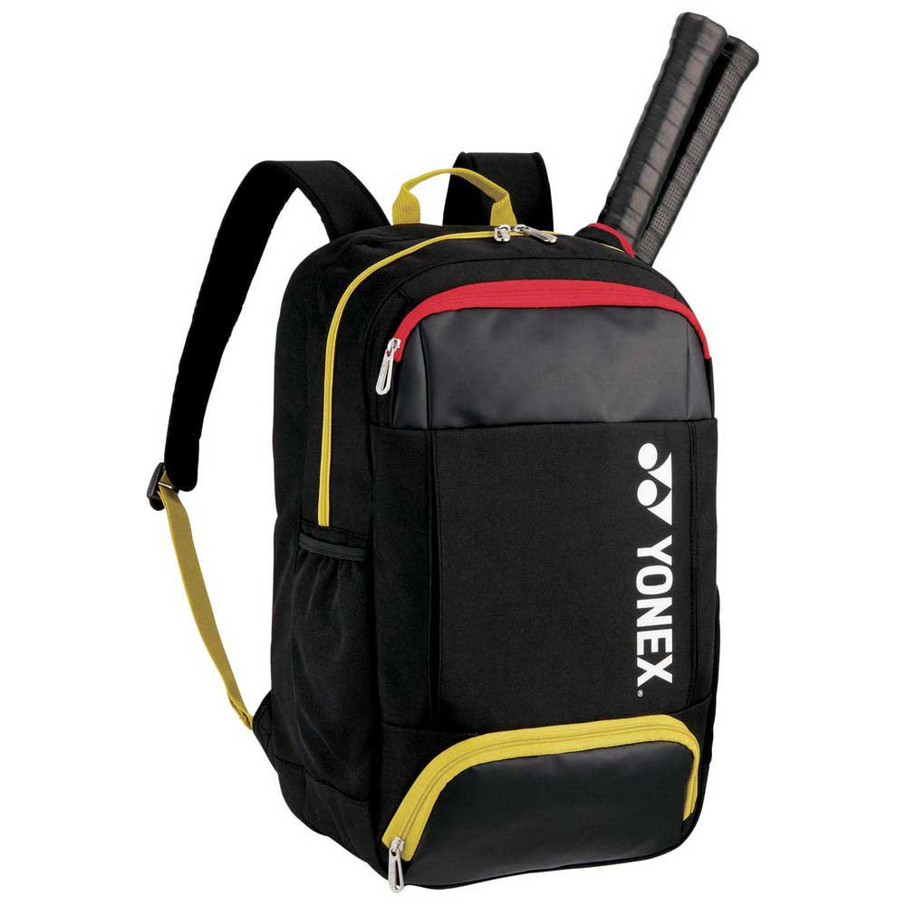 Yonex Active Backpack S One Size Black / Yellow