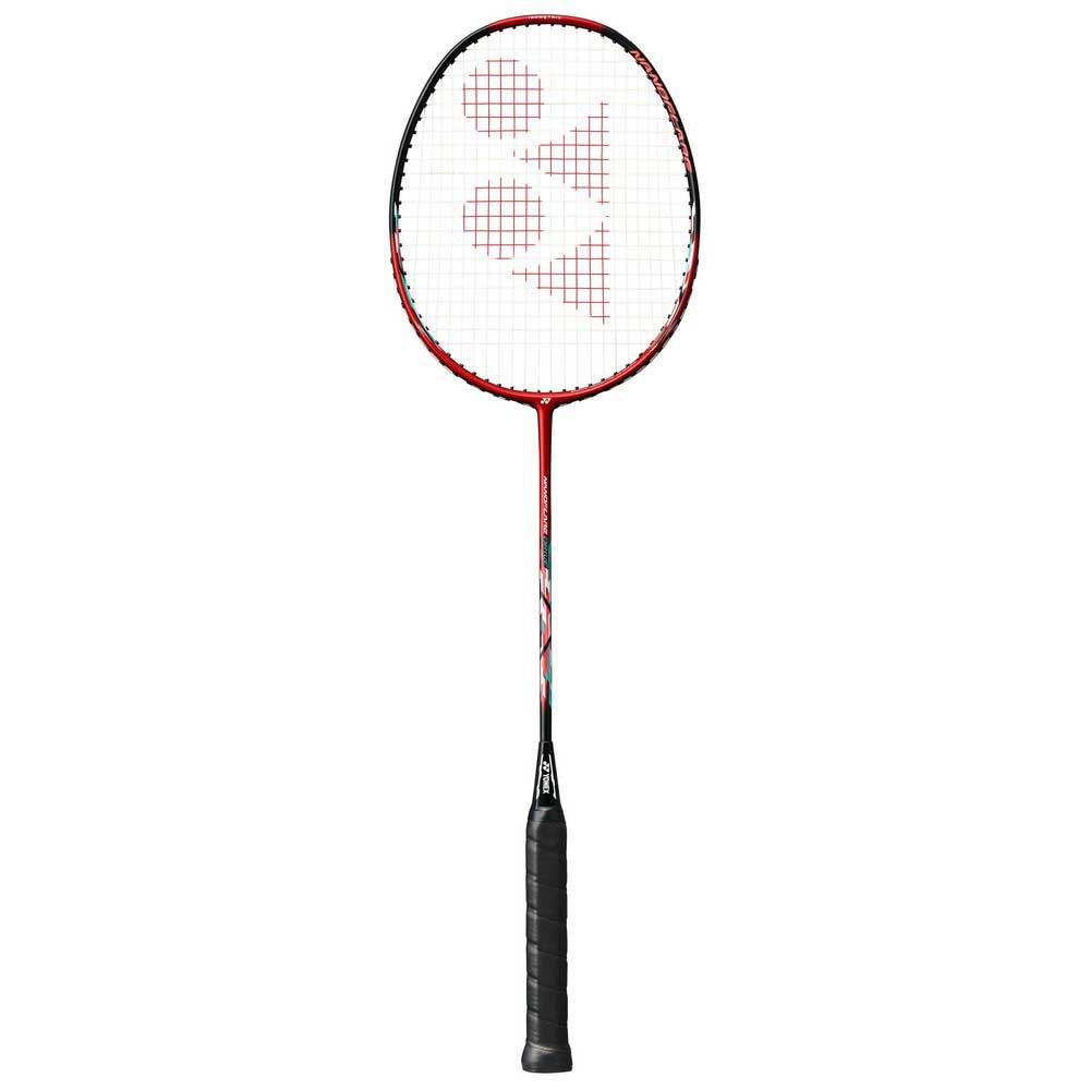 Yonex Raquette Badminton Nanoflare Drive 4 Red / Black