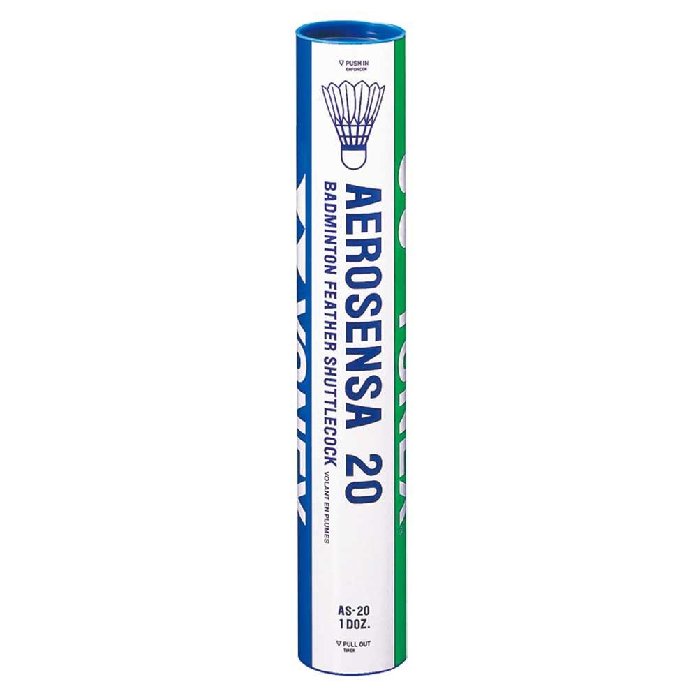Yonex Aerosensa V3 20 Units White